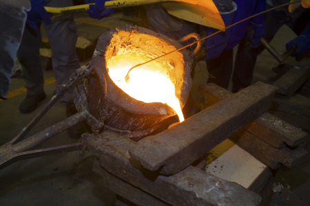 metal casting: metal casting