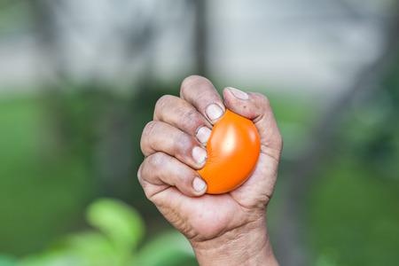 estr�s: bola de la tensi�n