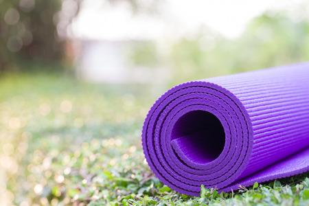 yoga mat: yoga mat