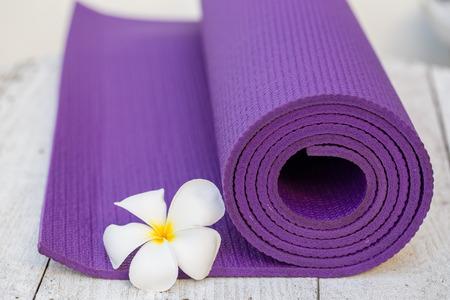 Yogamat Stockfoto - 38779966