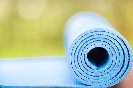 Yoga Mat 写真素材