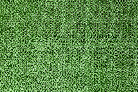 fake: Artificial fake green grass, plastic carpet