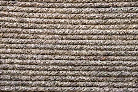 manila: manila rope background Stock Photo