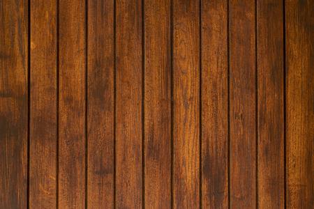 Vecchia struttura e fondo di legno marrone