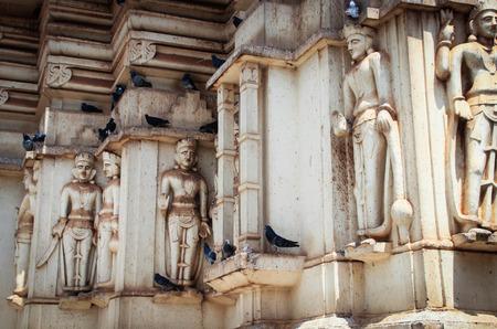 Hindu temple in Kampala. Uganda