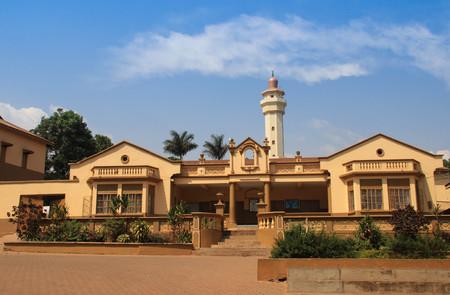 The main mosque in Kampala. Uganda