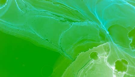 Grunge Banner. Eco Green Alcohol Ink Design. Eco Green Grunge Banner. Acrylic Swirl. Grunge Element. Artistic Background. luxury Backdrop. Canva.