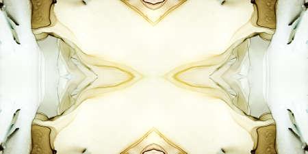 Watercolour Fabric. Translucent Image. Marble Shape. Vibrant Seamless Watercolour Fabric. Endless Splash.  Wash Texture. Closeup Pastel Picture.