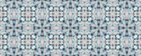 Tie Dye Texture. Traditional Backdrop.  Indigo and Black Textile Print. Rainbow Natural Ethnic Illustration. Seamless Tie Dye Texture.