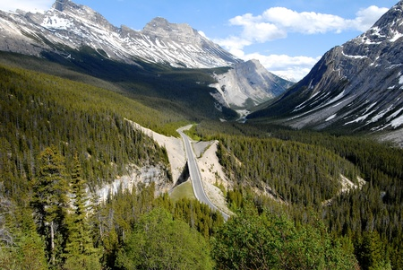 parkway: Canada Icefield Parkway