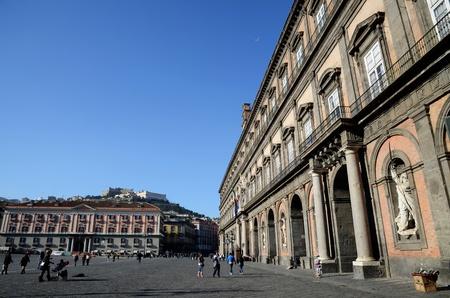 reale: Palazzo Reale di Napoli  Naples