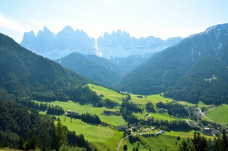 Santa Maddalena in the Morning, Autumn�, South Tyrol (Italy)