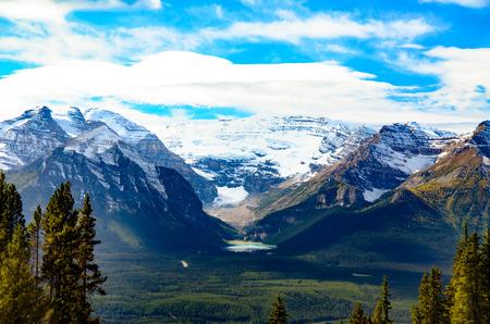 rockies: Lake Louise, Canadian Rockies