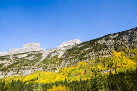rockies: Icefields Parkway in Autumn, Canadian Rockies