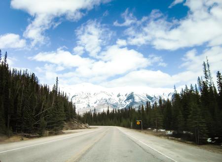 Highway 93-Kootenay Highway, Canadian Rockies