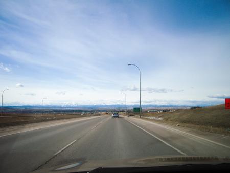 rockies: Road to Canadian Rockies, Canada