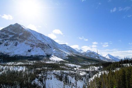 rockies: Canadian Rockies, Mountain Range in Kootenay