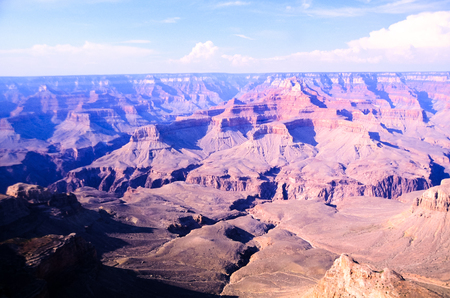 Grand Canyon in the Morning from Yaki Point, USA