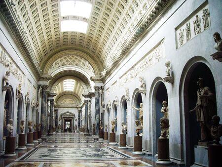 Musei Vaticani, Braccio Nuovo nel Museo Chiaramonti, Città del Vaticano
