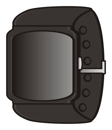 display: clean display on the smart watch