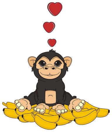 monkey love banana