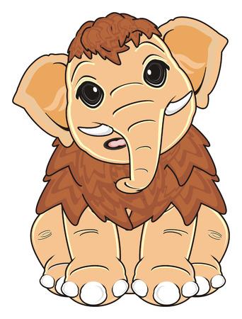 surprise mammoth sit