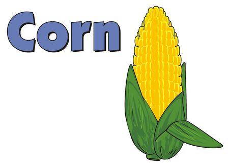 corne: corn and word corn