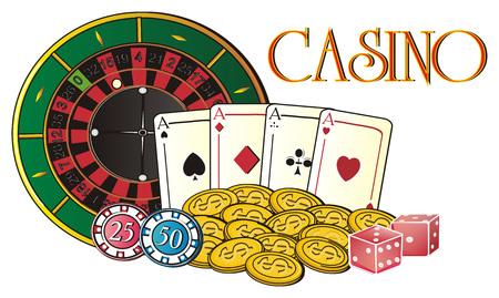Casino and symbols of it