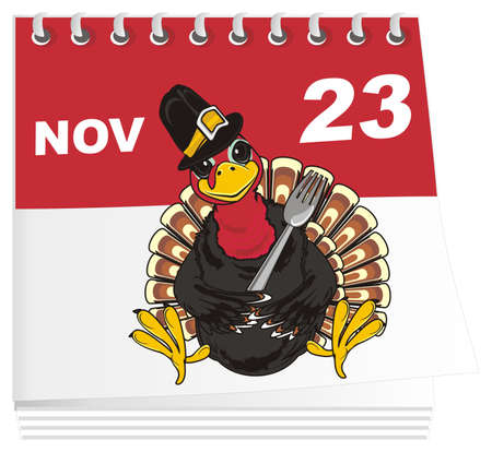 Turkey and calendar