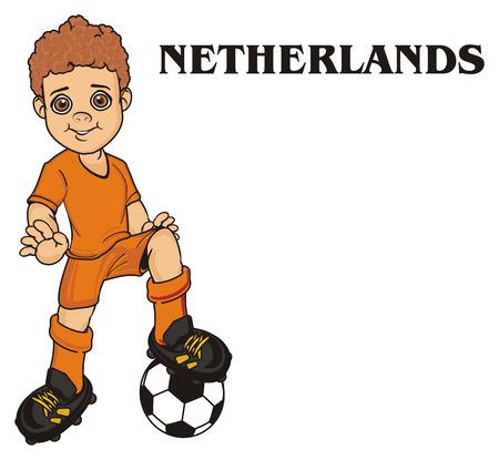 soccer player of Netherlands