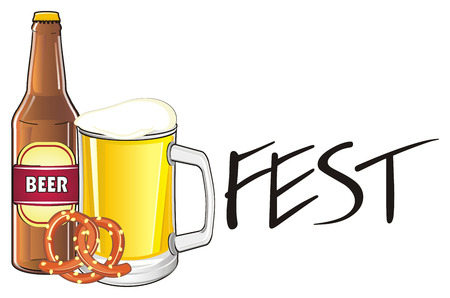 fest with food and beer