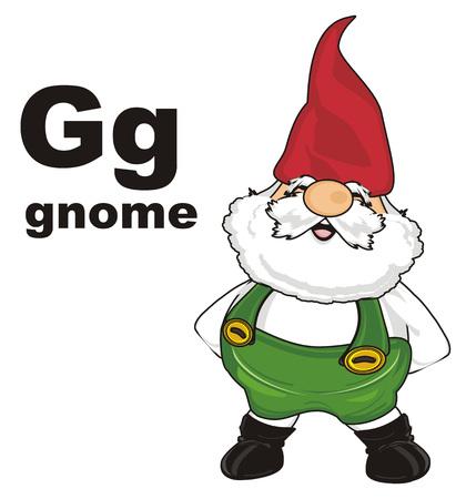 happy gnome and abc