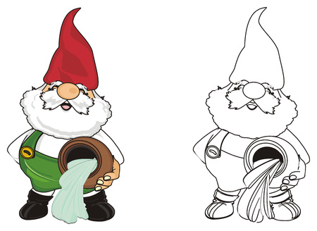two different gnomes