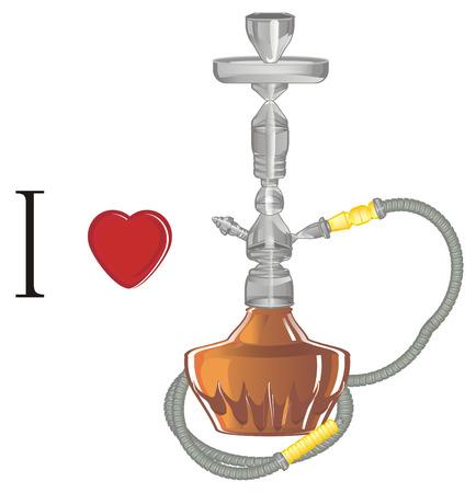 I love hookah