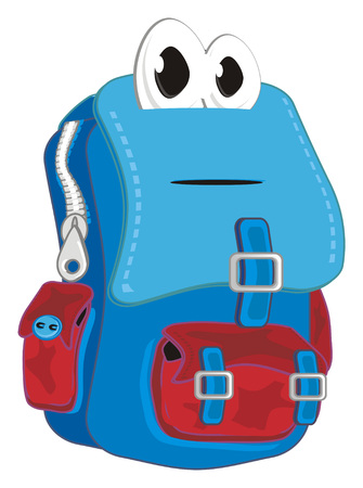school backpack with out emotion