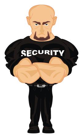 veiligheid op het werk Stockfoto