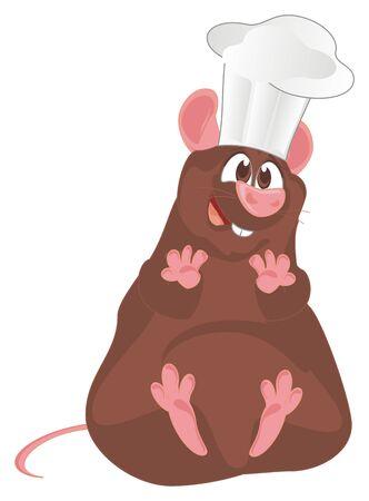 rat like a chef