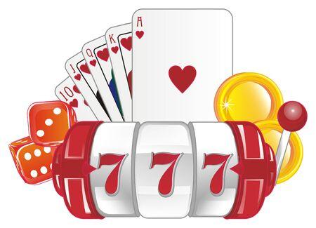 777 and symbols of casino