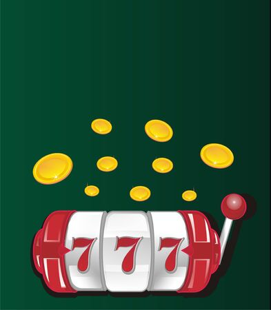 777 and coins