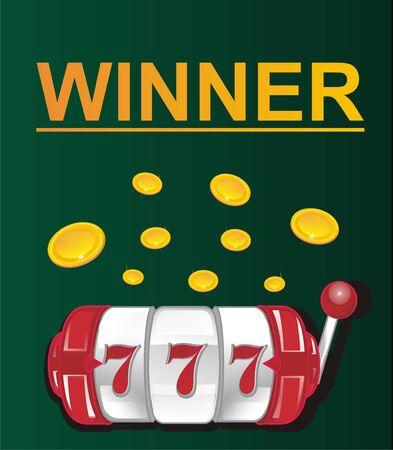 winner in 777 Imagens