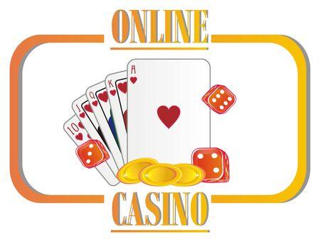 online casino games Imagens