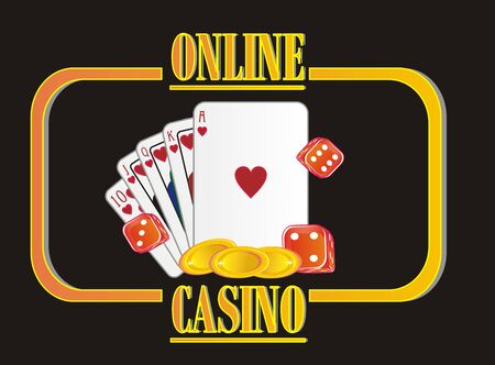 play to casino online Фото со стока