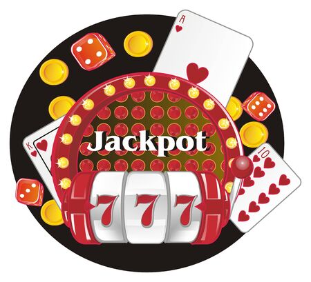 casino and jackpot
