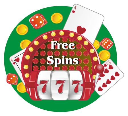 free spins and casino