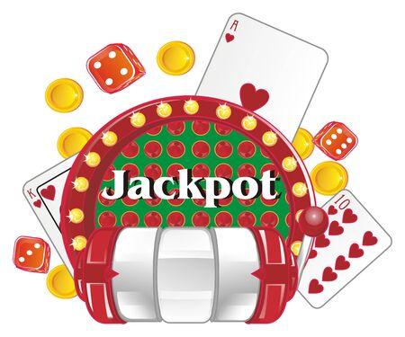 ready to jackpot Imagens
