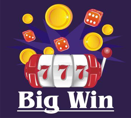 big win in slot