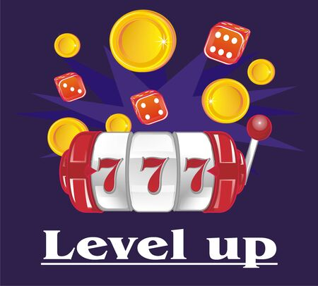 level up in slot