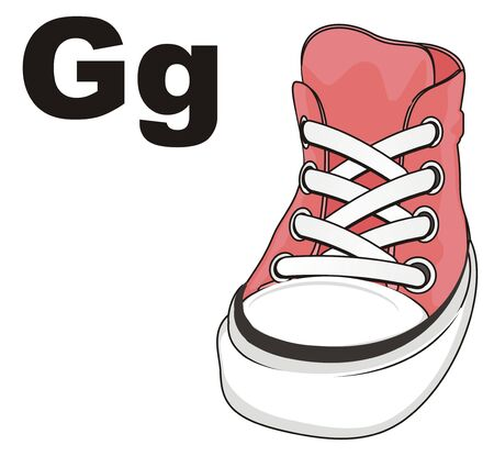 gumshoes and letters g