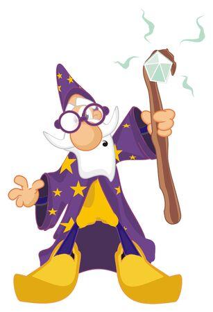surprise wizard