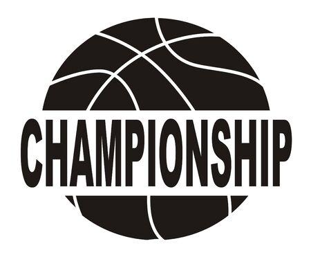 basketball championship Foto de archivo - 135382606